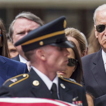 Joe Biden Said He 'Planned On Running' For President Until Son's Tragic Death