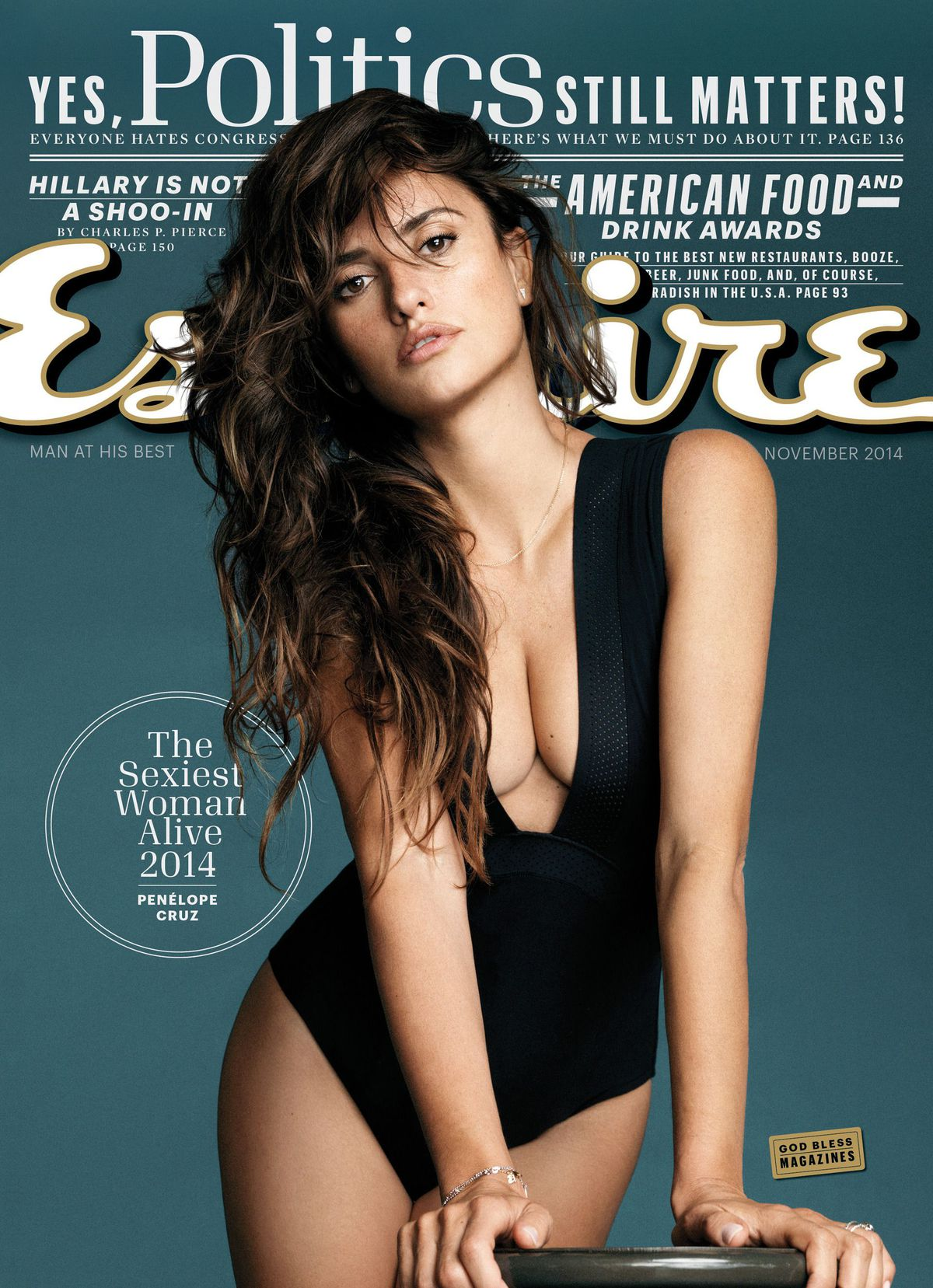 Esquire-Penelope-Cruz