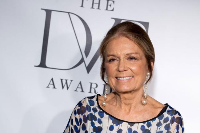 1.) Gloria Steinem