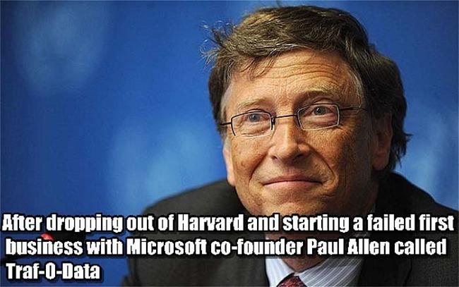 4.) Bill Gates.