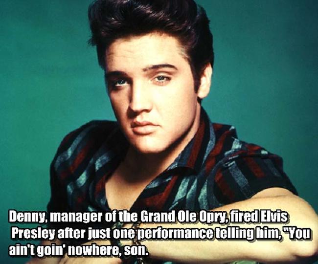 5.) Elvis Presley.