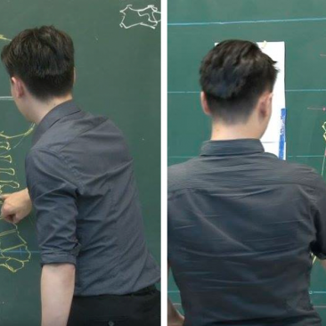 This Taiwanese Teacher Has Some Mad Chalk Drawing Skills