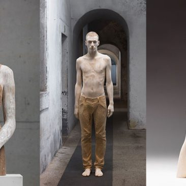 Incredibly Lifelike Wood Sculptures by Bruno Walpoth
